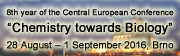 8th year of the Central European Conference Chemistry towards Biology